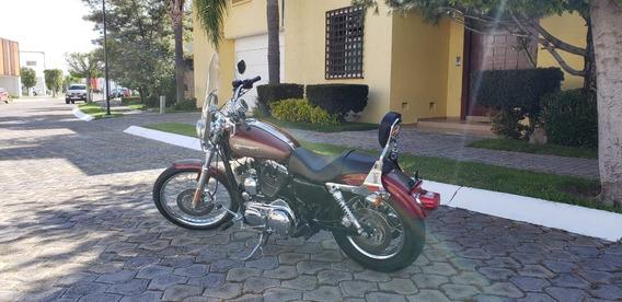 Harley Davidson Chooper Sportster 1200