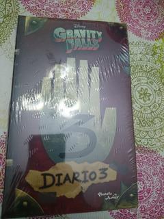 Libro Gravity Falls, Diario 3