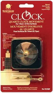 Movimiento Reloj Cuarzo Walnut Hollow Superficies 34 Pulgada