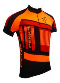 Camisa Ciclsimo Penks Bike Ciclismo Bicicleta