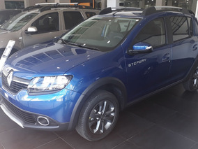 Renault Stepway Full Equipo 2020 Aa 2 Airbags Abs