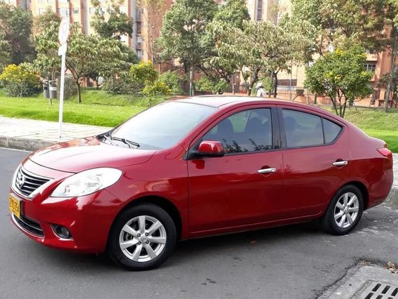 Nissan Versa 1.6 Mt Aa