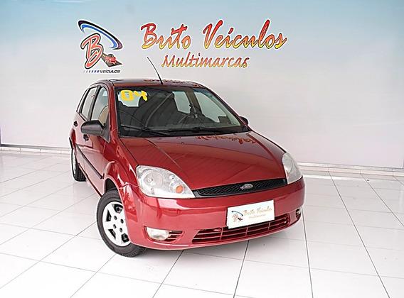 Ford Fiesta 1.0 Mpi 8v Gasolina 4p Manual 2004