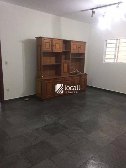 Apartamento Com 3 Dormitórios Para Alugar, 90 M² Por R$ 1.200/mês - Higienópolis - São José Do Rio Preto/sp - Ap1921