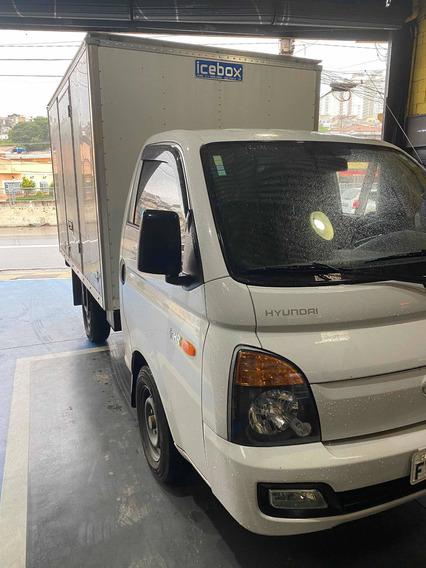 Hyundai Hr 2.5 Hd Cab. Curta S/ Carroceria Tci 2p 2018