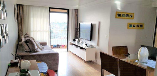Imagem 1 de 25 de Apto Na Vila Prudente Com 3 Dorms Sendo 1 Suíte, 2 Vagas, 86m² - Ap14560