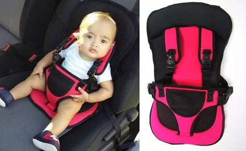 Imagen 1 de 6 de Silla Arnes Cinturon Carro Bebe O Niño Seguridad+envio Grati