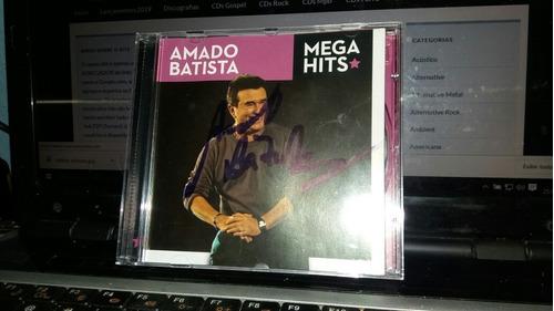 Amado Batista Mega Hits (autografado)