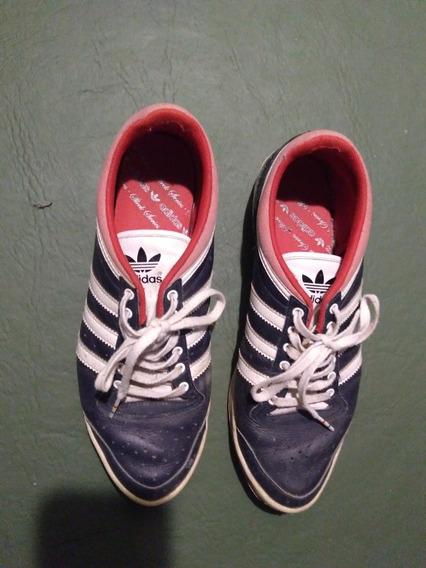 Zapatillas adidas Azul Mujer