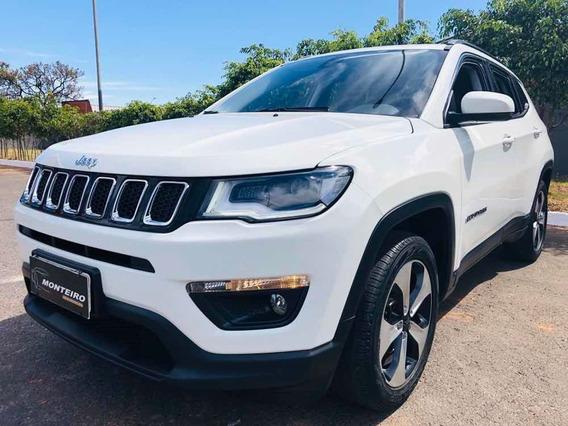 Jeep Compass 2.0 Longitude Flex Aut. 5p 2018