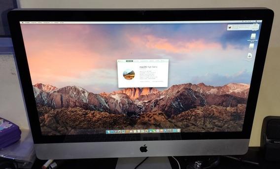 iMac 27 Core I3 2010 Ssd 240 3.6ghz
