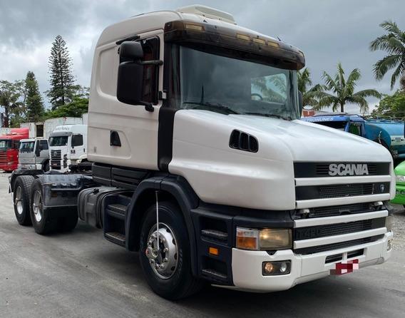 Scania 124 T420 6x2 2005