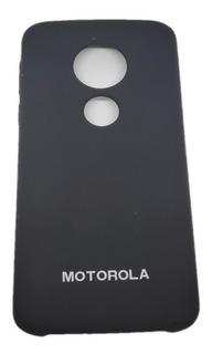 Funda Silicon Motorola G6 Play Moto E5 Varios Colores
