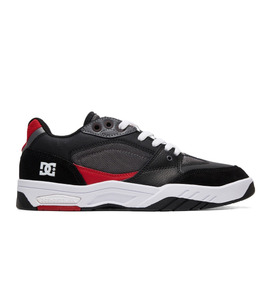 Tênis Dc Shoes Maswell Imp - White/black/red