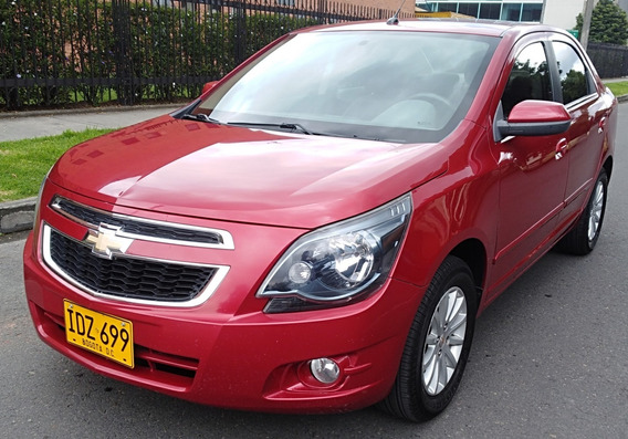 Chevrolet Cobalt At 1.8 Ltz