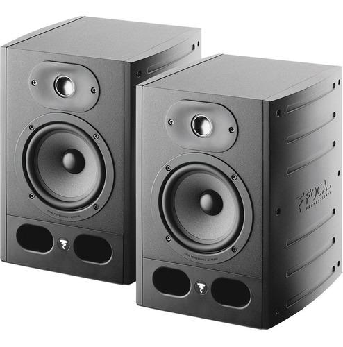 Par Monitores Estudio Focal Alpha 50 Sonido Profesional