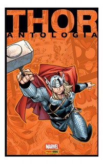 Hq - Thor: Antologia - Capa Dura