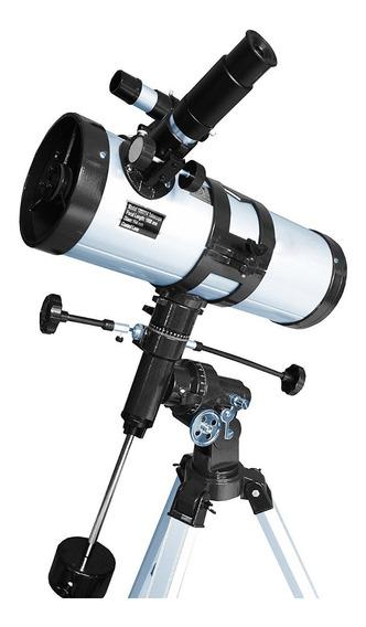 Telescópio Astronômico F1000114 Base Equatorial