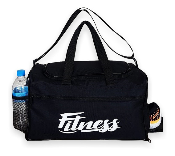 Bolsa Fitness Academia Porta Tênis + Binde