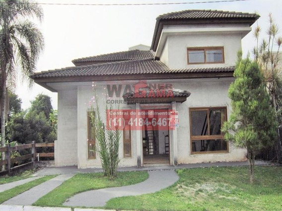 Casa S Fernando Residencia, Barueri, 2 Quartos E 1 Suíte - 937