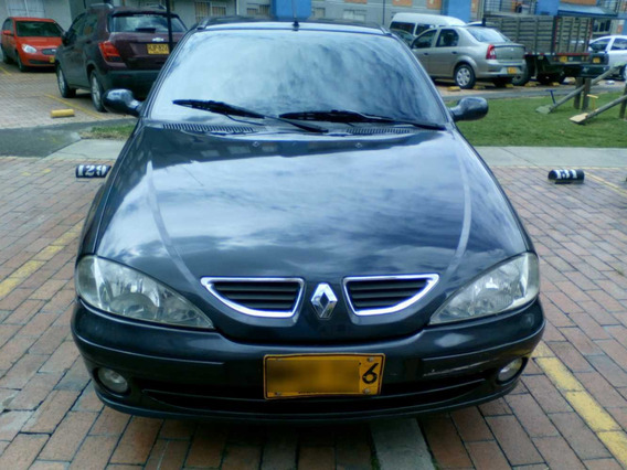 Renault Megane 2008, 1.6 Version Full