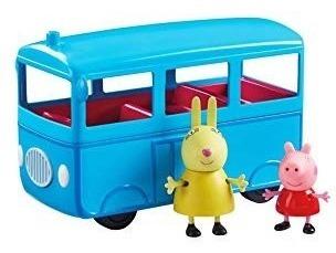 Peppa Pig Autobus Escolar C/sonido Int 06708 La Cerdita