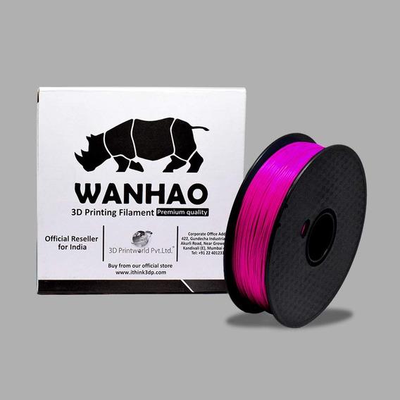Filamento 3d Pla Premium 1kg Wanhao Violeta (purple)