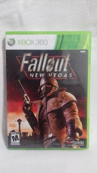 Jogo Fallout New Vegas Xbox360