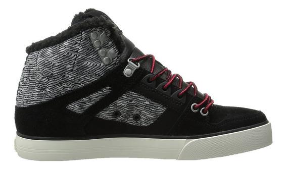 Zapatillas Dc Spartan High (blanc/negro) Todos Los Talles!!