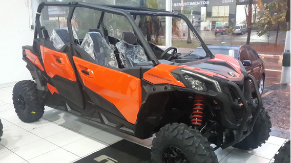 Utv Can-am Traill 1000 Max Sport 2019 Ok