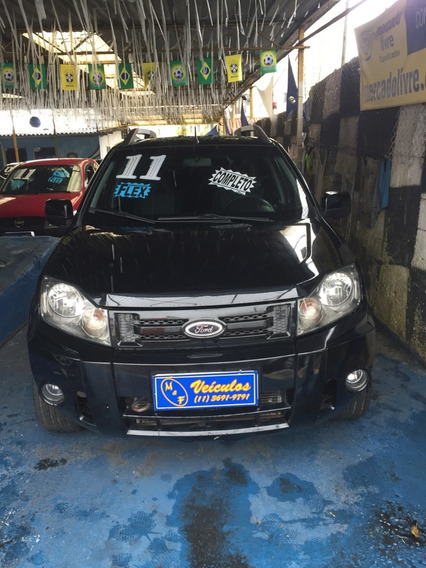 Ford Ecosport 2.0 Xlt Automatica 2011 M & F Veiculos
