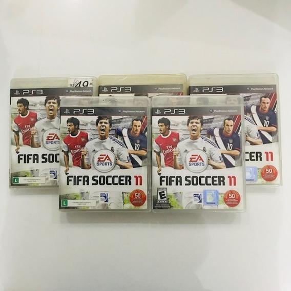 Jogo Fifa Soccer 11 Original Playstation 3 Ps3