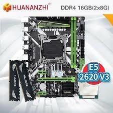 Imagem 1 de 9 de Kit Xeon E5 2620v3