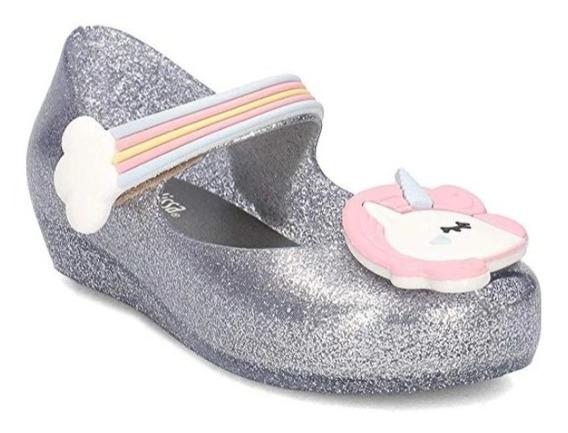 Zapato Mini Melissa Ultragirl Unicornio