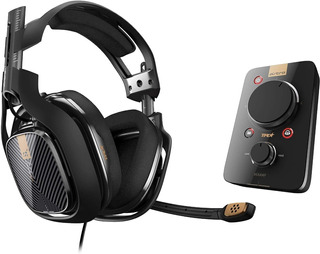 Auriculares Astro Gaming A40 Tr + Mixamp Pro Tr Para Ps4 Xmp
