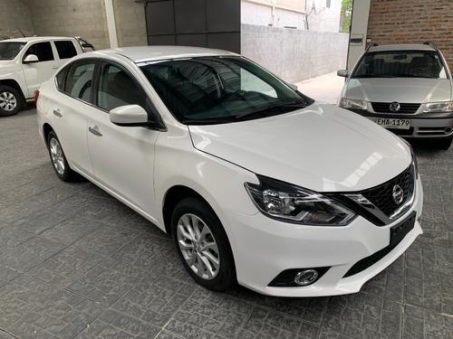 Nissan Sentra B 17 2018 Caja De 6ta Exlente Solo Km 7800