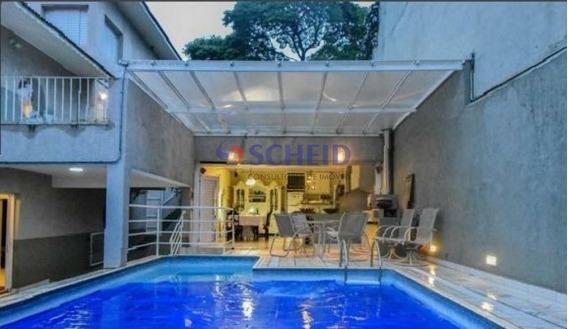 Casa De 3 Pavimentos - 311 M2 Comercial Ou Residencial - Aluguel Ou Venda - Brooklin - Mr68786