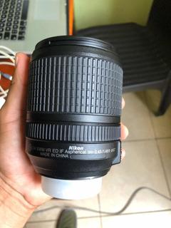 Lente Nikon 18-140 Mm