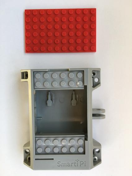 Case Lego Para Raspberry Pi