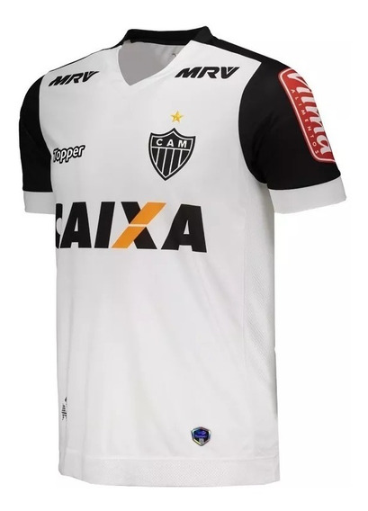 C/ Nota Fiscal! Camisa Atletico Mineiro Topper Oficial 2017