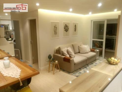 Apartamento Com 2 Dormitórios À Venda, 65 M² Por R$ 630.000,00 - Casa Verde - São Paulo/sp - Ap2357