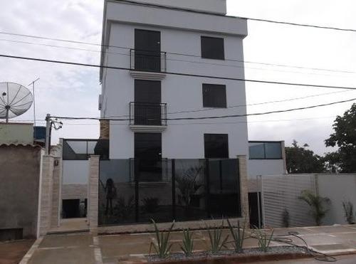 Cobertura Duplex Com 3 Quartos Para Comprar No Promissão Ii Em Lagoa Santa/mg - Blv2491