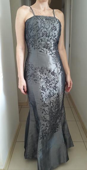 Vestido De Festa - Tamanho 38