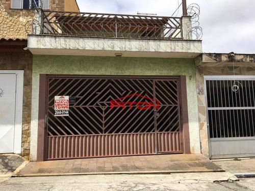 Imagem 1 de 15 de Sobrado Com 2 Dormitórios À Venda, 170 M² Por R$ 550.000,00 - Penha - São Paulo/sp - So2434