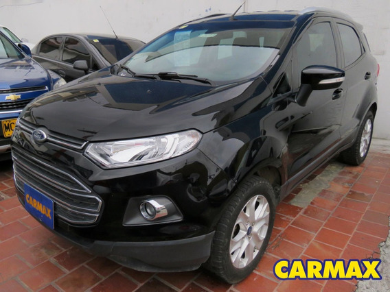 Ford Ecosport 2015 2.0 Aut Financiamos Hasta El 100%