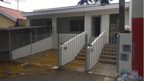 Casa Residencial À Venda, Vila Valle, Sumaré. - Ca2244