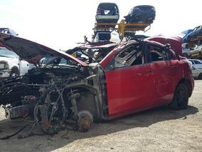 Mazda 3 2010 Accidentado 4 Cil Motor 2.5......yonkes