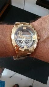 Relógio Forsining Automático Esqueleto