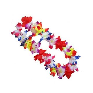 Collar Hawaiano Flor Cotillón Activarte