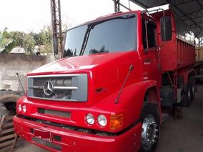 Mb 1620 Cacamba Completo Truck Ano 2012